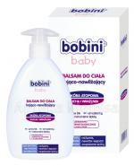 BOBINI BABY Kojąco-nawilżający balsam do ciała do skóry atopowej - 400 ml - Apteka internetowa Melissa
