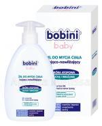 BOBINI BABY Kojąco-nawilżający żel do mycia ciała do skóry atopowej - 400 ml - Apteka internetowa Melissa