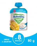 BOBOVITA JOGOMI! Deserek mleczno-owocowy z mango i marakują - 80 g