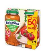 BOBOVITA Junior Kluseczki z warzywami i indykiem 1-3 lata - 2 x 250 g - Apteka internetowa Melissa