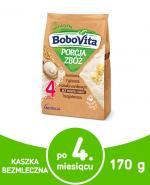 BOBOVITA PORCJA ZBÓŻ Kaszka o smaku waniliowym  - 170 g - Apteka internetowa Melissa