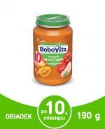 BOBOVITA Soczysta wieprzowina z warzywami po 10 m-cu - 190 g - Apteka internetowa Melissa
