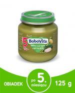 BOBOVITA Zielone warzywa z indykiem po 5 m-cu - 125 g - Apteka internetowa Melissa