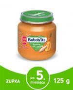 BOBOVITA Zupka dyniowa z królikiem, po 5 m-cu - 125 g - Apteka internetowa Melissa