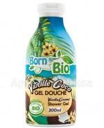 BORN TO BIO Żel pod prysznic kokos & wanilia - 300 ml - Apteka internetowa Melissa