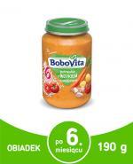 BOBOVITA Potrawka z indykiem i pomidorami - 190 g - Apteka internetowa Melissa