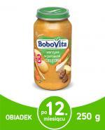 BOBOVITA Junior Warzywa w potrawce z cielęcinką 1-3 lata - 250 g - Apteka internetowa Melissa