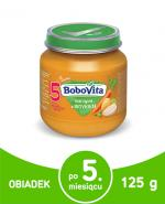 BOBOVITA Warzywa z indykiem po 5 m-cu - 125 g - Apteka internetowa Melissa