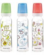 CANPOL Szklana butelka z nadrukiem 42/201 240 ml - 1szt. - Apteka internetowa Melissa