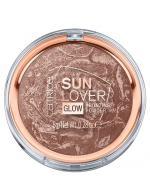 CATRICE SUN LOVER GLOW Puder brązujący Sun-kissed Bronze 010 - 8 g - Apteka internetowa Melissa
