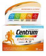 CENTRUM ENERGIA - 30 tabl.