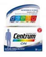 CENTRUM ON - 30 tabl. - Apteka internetowa Melissa