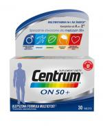 CENTRUM ON 50+ - 30 tabl. - Apteka internetowa Melissa