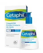 CETAPHIL EM Emulsja micelarna do mycia z pompką - 236 ml