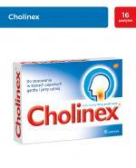 CHOLINEX - 16 past. do ssania - Apteka internetowa Melissa