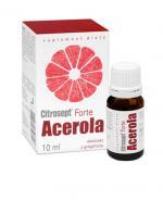 CITROSEPT FORTE ACEROLA Płyn - 10 ml