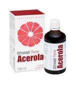 CITROSEPT FORTE ACEROLA Płyn - 100 ml