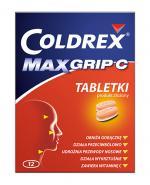 COLDREX MAXGRIP C - 12 tabl. - Apteka internetowa Melissa
