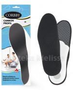 CORBBY CARBON PROFIL Wkładki całoroczne - 2 szt. - Apteka internetowa Melissa