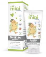 CUTIS MINI DERM Emulsja micelarna do ciała i włosów - 200 ml - łagodne środki myjące - cena, właściwości, opinie