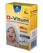 D-VITUM Witamina D dla niemowląt aerozol - 6 ml