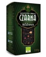 DARY NATURY Herbata czarna różana - 100 g - Apteka internetowa Melissa