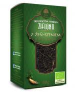 DARY NATURY Herbata zielona z żeń-szeniem - 80 g - Apteka internetowa Melissa