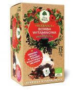DARY NATURY Herbatka bomba witaminowa - 15 sasz. - Apteka internetowa Melissa