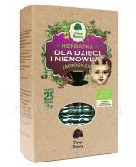 DARY NATURY Herbatka dla dzieci i niemowląt - 25 sasz. - Apteka internetowa Melissa