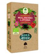 DARY NATURY Herbatka malinowo lipowa - 25 sasz. - Apteka internetowa Melissa