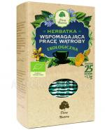 DARY NATURY Herbatka wspomagająca pracę wątroby - 25 sasz. - Apteka internetowa Melissa