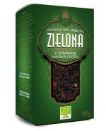DARY NATURY Zielona herbata z żurawiną, maliną i różą - 80 g - Apteka internetowa Melissa