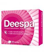 DEESPA 40 mg - 20 tabl. - Apteka internetowa Melissa