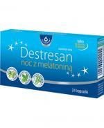 DESTRESAN NOC Z melatoniną - 24 kaps. - Apteka internetowa Melissa