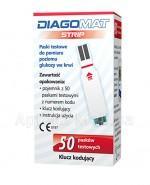 DIAGOMAT STRIP Paski testowe do glukometru - 50 szt.  - Apteka internetowa Melissa
