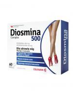 DIOSMINA 500 COMPLEX - 60 tabl. - Apteka internetowa Melissa