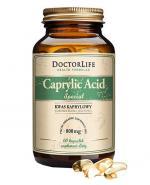 DOCTOR LIFE Caprylic Acid Special - 60 kaps. - Apteka internetowa Melissa