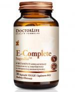 DOCTOR LIFE E-Complete SupraBio - 30 kaps. - Apteka internetowa Melissa