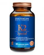 DOCTOR LIFE K2 Special - 60 kaps. - Apteka internetowa Melissa