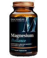 DOCTOR LIFE Magnesium ballance - 120 kaps. - Apteka internetowa Melissa