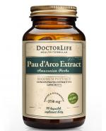 DOCTOR LIFE Pau d'Arco extract - 90 kaps. - Apteka internetowa Melissa