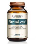 DOCTOR LIFE StressLess - 60 kaps. - Apteka internetowa Melissa
