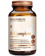DOCTOR LIFE Vitamin E Complete - 60 kaps. - Apteka internetowa Melissa