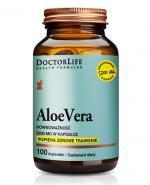 DoctorLife Aloe Vera - 100 kaps. - cena, opinie, właściwości