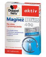 DOPPELHERZ AKTIV Magnez 400 Retard - 30 tabl.