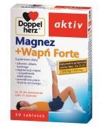 DOPPELHERZ AKTIV Magnez + Wapń Forte - 30 tabl. - Apteka internetowa Melissa
