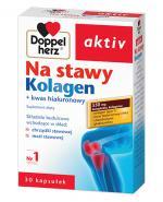 DOPPELHERZ AKTIV Na stawy kolagen + kwas hialuronowy - 30 kaps. - Apteka internetowa Melissa