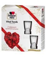 DOPPELHERZ VITAL TONIK - 750 ml + 2 Luksusowe kieliszki GRATIS! - Apteka internetowa Melissa