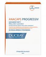 DUCRAY ANACAPS PROGRESSIVE - 30 kaps. - Apteka internetowa Melissa