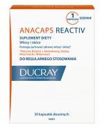 DUCRAY ANACAPS TRI-ACTIV / REACTIV - 30 kaps. - Apteka internetowa Melissa
